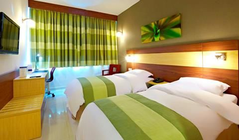 Hotel Citymax Bur Dubai in Dubai Dubai Verenigde Arabische Emiraten