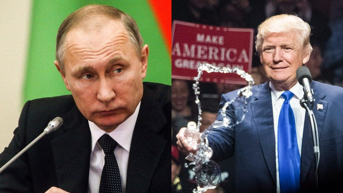 "The Alleged Trump-Putin ""Golden Shower"" Fiasco, Explained"