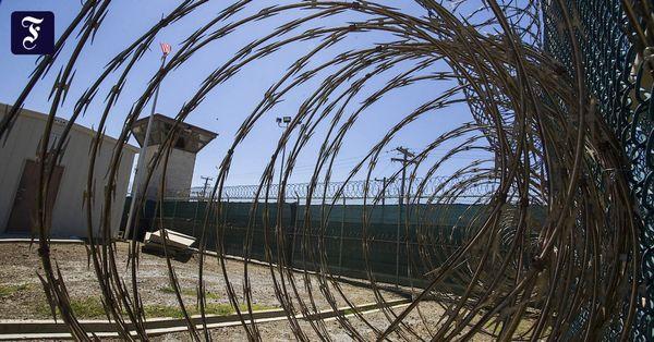 Erstmals unter Biden: Häftling aus US-Gefangenenlager Guantánamo entlassen