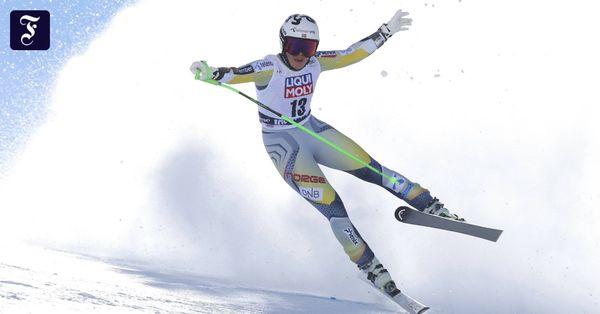 Super-G in Val di Fassa: Zwei schwere Stürze überschatten Ski-Weltcup