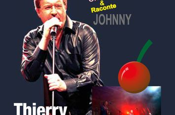 Thierry chante et raconte Johnny