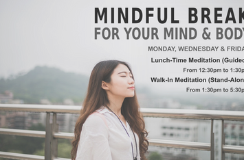 Lunch-Time Meditation