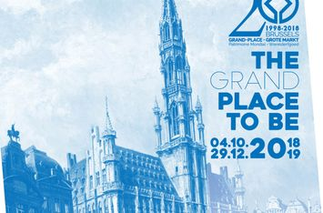 Gratis rondleiding : The Grand Place to Be