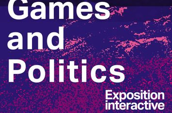Interactive exhibition of videogames : GAMES AND POLITICS