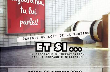 Et Si - Spectacle d'improvisation