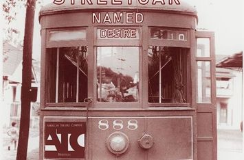 "Tennessee William's ""A Streetcar Named Desire"""