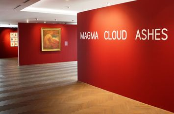 « Magma Cloud Ashes » / Belfius Art Collection