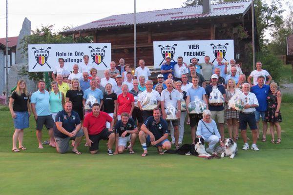 Golfturnier: Vier Freunde Cup findet Fortsetzung