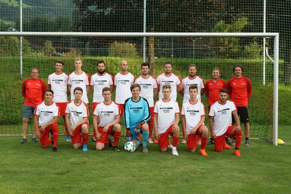 Fußball im Pinzgau: SG Uttendorf/Niedernsill: Der Kader und die Ziele