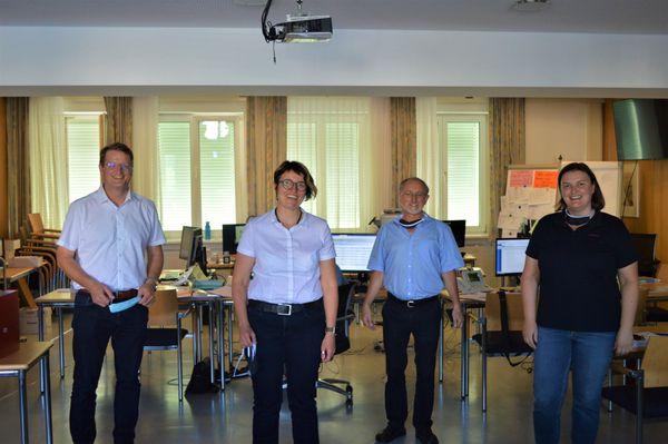 Manfred Hofinger: Mitarbeiter der BH Ried leisten tolle Arbeit