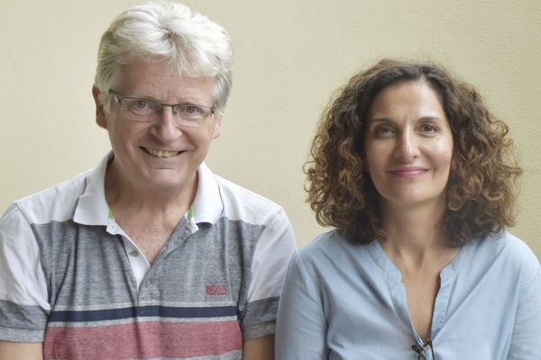 Mit Künstlern auf du und du - Radiosendung ab 05. Oktober 2020: Gerhard Blaboll und Proschat Madani (#310)