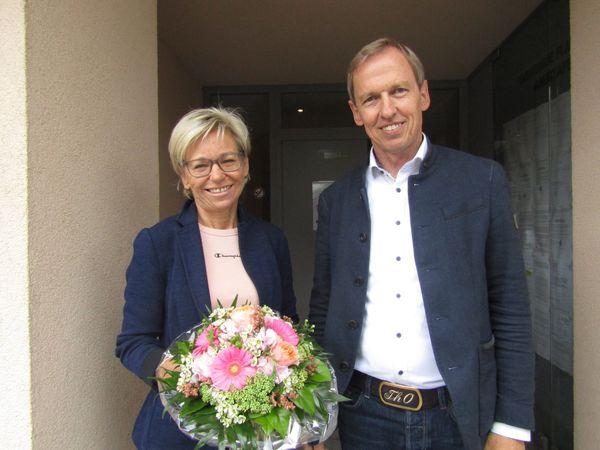 Dienstjubiläum: Evers begleitet hunderte Kinder in Flachau durch den Kindergarten