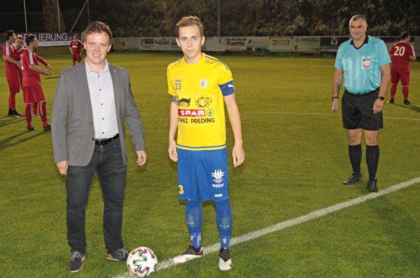 Gebietsliga West: SC Stainz – SV Grenzland 4:0 (1:0): Wichtiger Dreipunkter für Stainz
