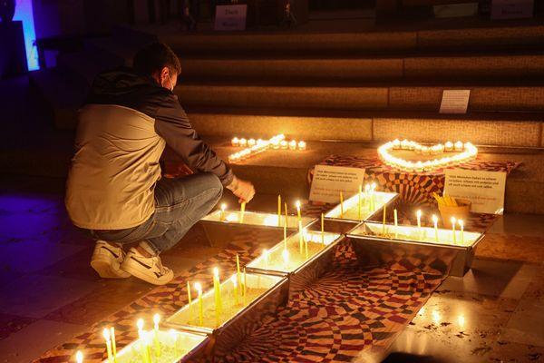 Zeichen der Hoffnung: Katholische Jugend lud zur Nacht der 1.000 Lichter