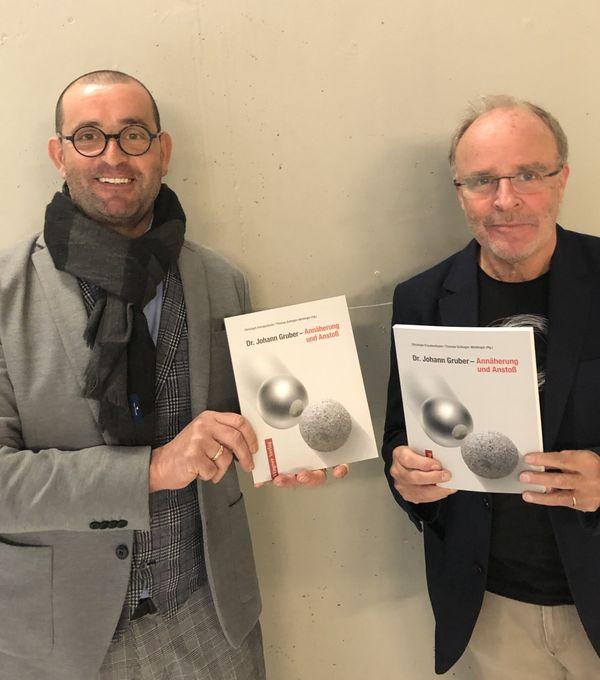 KZ Gusen: Christoph Freudenthaler: Sammelband über NS-Gegner Johann Gruber