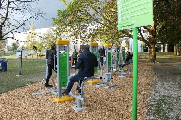 Pakt für Linz: Bewegungspark im Linzer Süden geplant