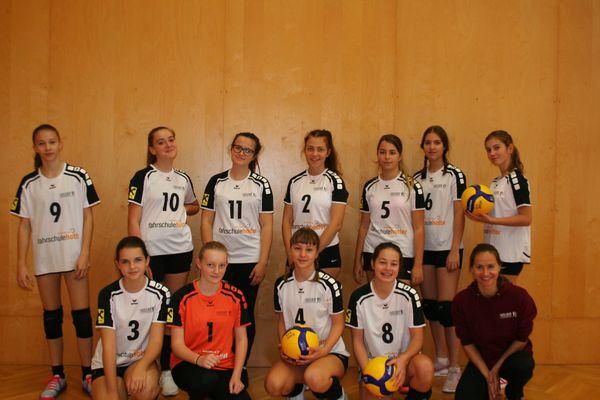 Leibnitz: Ein Zeichen für die Volleyballjugend