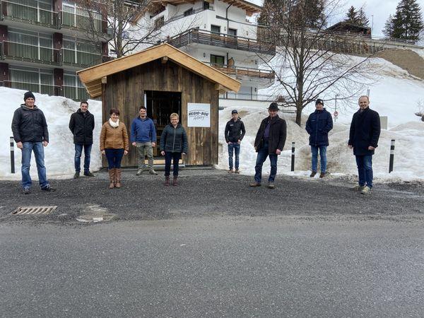Regiobox Arlberg Bauern setzen auf innovative Direktvermarktung