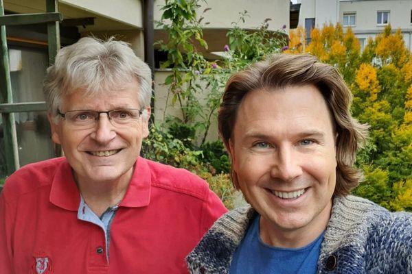 Mit Künstlern auf du und du - Radiosendung: Gerhard Blaboll und Gernot Haas (#314)