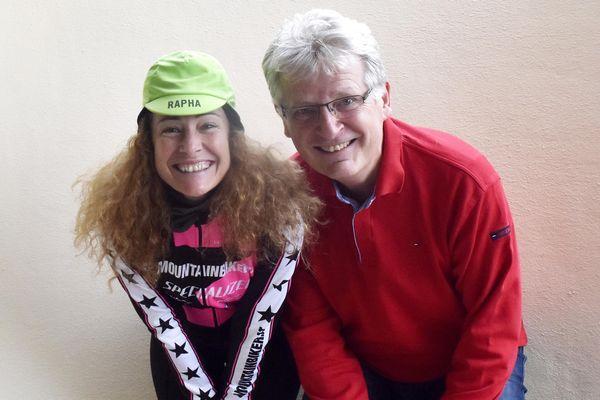 Mit Künstlern auf du und du - Radiosendung: Gerhard Blaboll und Sandra Pires (#320)