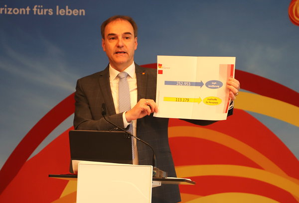 """LR Schneemann: """"100.000 Impfungen pro Monat im Burgenland möglich"""""""