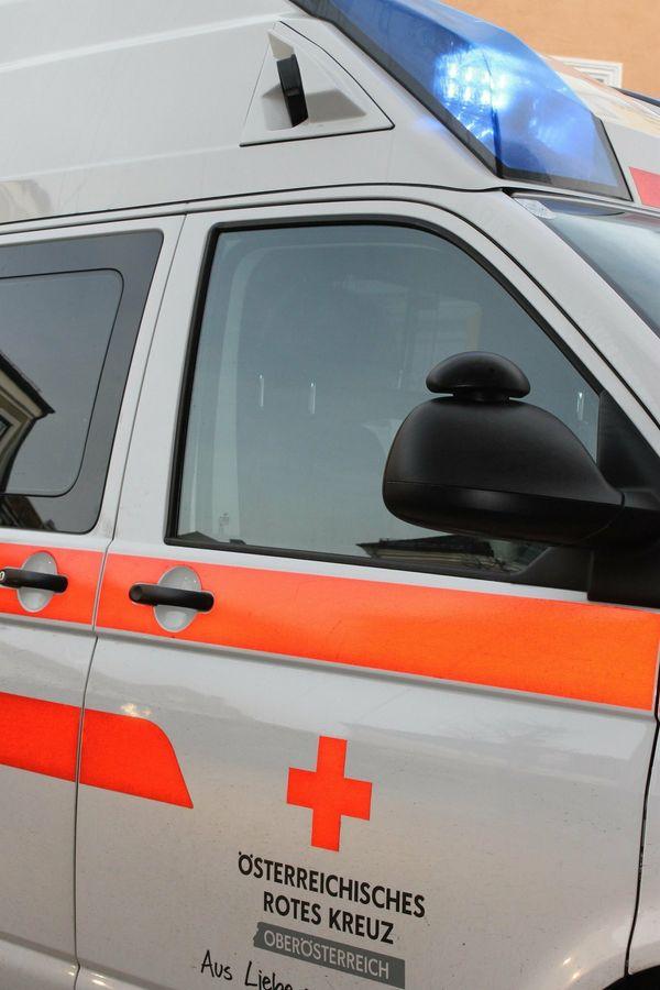 Unfall in Offenhausen: Auto überschlug sich