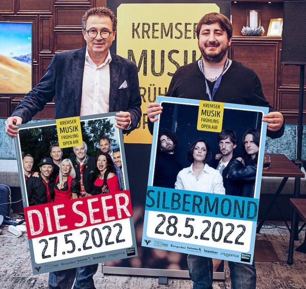 Stadt Krems: Kremser Musikfrühling auf 2022 verschoben