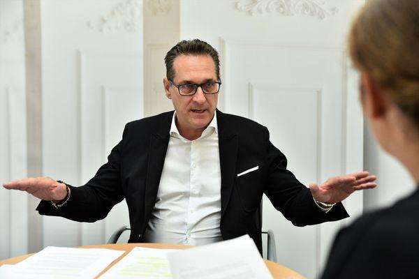 """""""Kapitel ist abgehakt"""": Nepp schließt Straches Rückkehr in die FPÖ aus"""