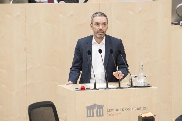 FPÖ: Kickl schließt Straches Rückkehr in die Partei aus