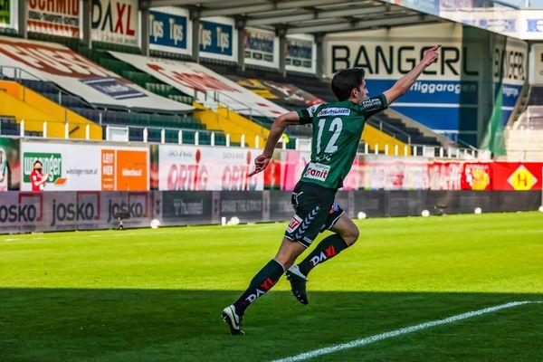 Fußball: SV Ried gewinnt das Heimspiel gegen SKN St. Pölten mit 2 : 1