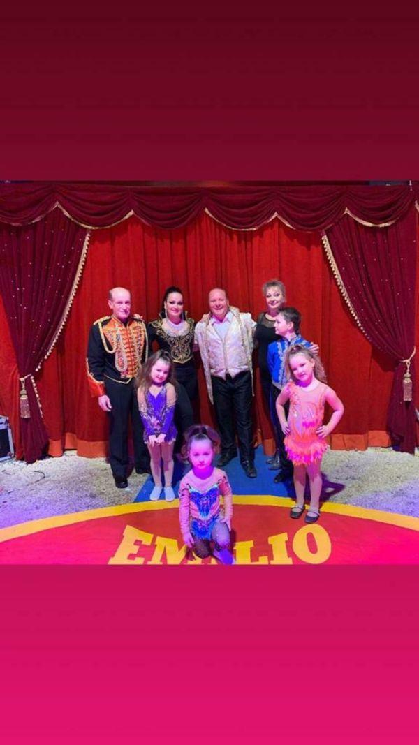 Vorstellung: Zirkus Emilio sagt drei mal Danke