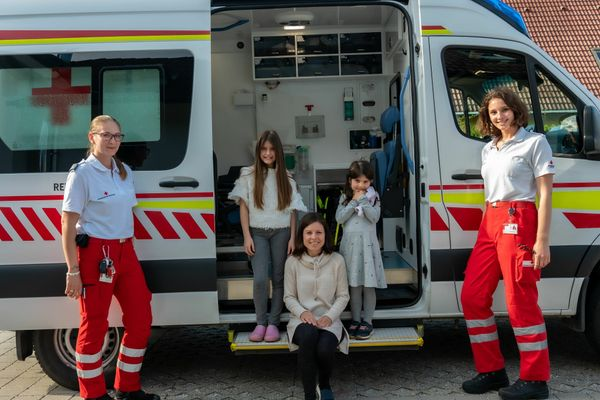 Tapfer: Zehnjähriges Mädchen aus Vasoldsberg rettet ihre Mutter
