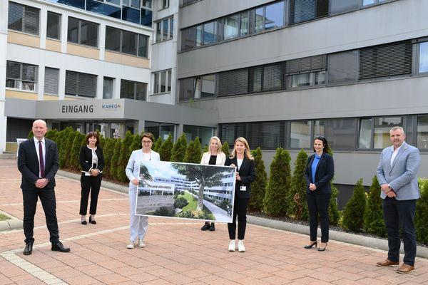 LKH Wolfsberg Die dritte Bauphase um 30 Millionen Euro startet