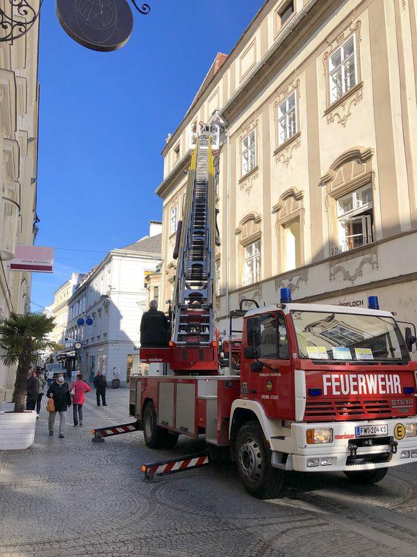 Krems: Frequenzmesser zählt die Besucher der Stadt