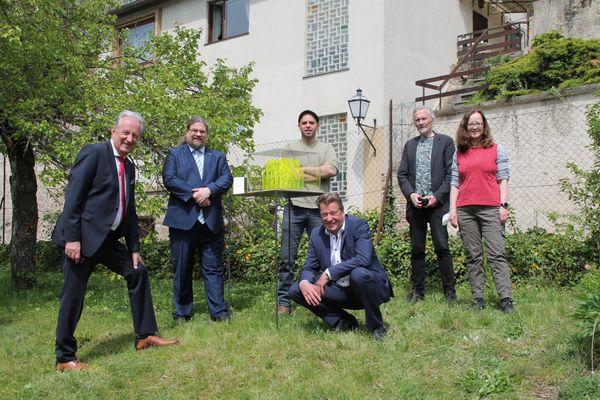 Stadt Krems: Kunst schauen beim Mailüfterl 2021 in Stein