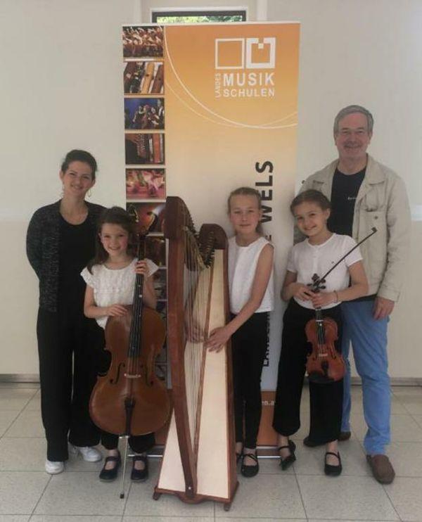Prima la Musica 2021: Weitere Auszeichnungen für Landesmusikschule Bad Ischl