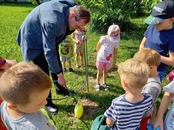 Kindergarten Mooskirchen: Wildkräuter und Wildblumen in Mooskirchen