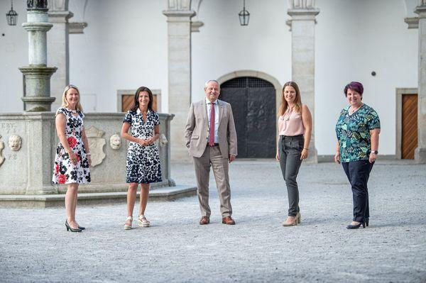 Wahlkampf 2021: OÖVP Linz-Land geht mit vier Bürgermeisterkandidatinnen ins Rennen