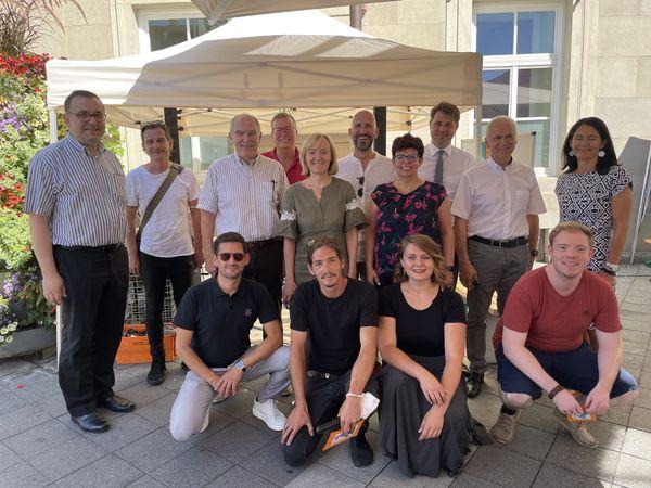 10 Jahre offene Jugendarbeit in Leibnitz: Die Jugend erhebt die Stimme in Leibnitz (+Video)