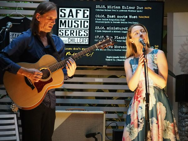 Safe Music Series: Eva Plankton Duo: Ein absoluter Wahnsinn