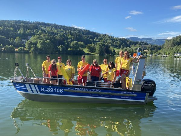 Wasserrettung: Rettungsschwimmer-Kurs startet am Maltschacher See