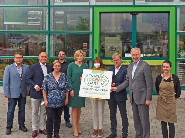 """Zusammenarbeit: """"Natur im Garten"""" erweitert Kooperation in Deutschland"""