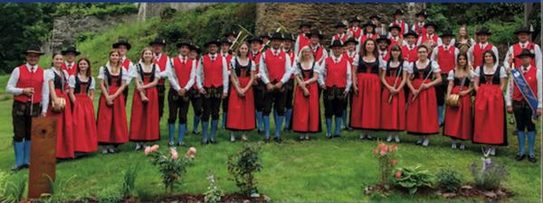 24. Juli: Konzert am See mit der Glantaler Blasmusik Frauenstein