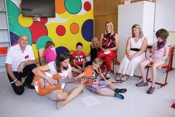 Gemeinde Frauenkirchen: Kinderfreunde bieten Feriencamp für Kinder mit besonderen Bedürfnissen