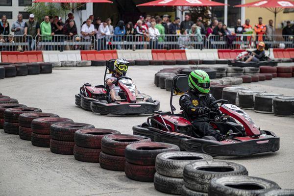 Kart Trophy: Gmundner Kart-Fahrer zeigen in Lambrechten ihr Können