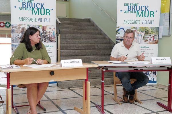 Volksbefragung in Bruck: Jetzt soll die Urne entscheiden