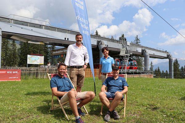 ORF Radio Tirol Sommerfrische: Spaß und Abenteuer im Erlebnispark Hög in Serfaus-Fiss-Ladis