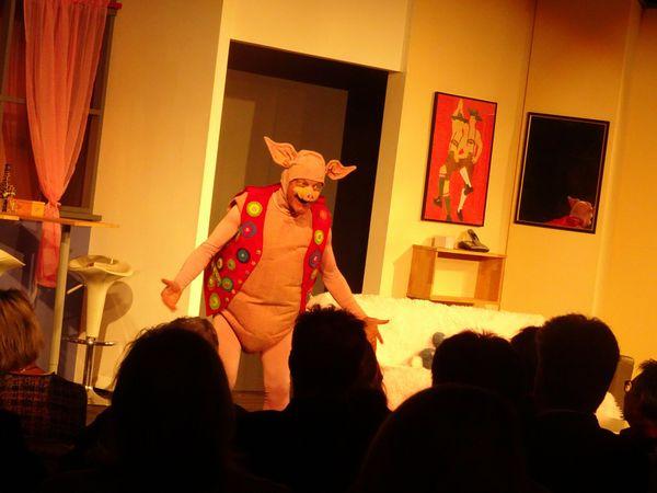 Schwein gehabt in Weißenkirchen