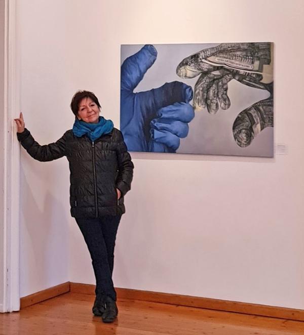 Kunst zu Recht Wien präsentiert: Brigitte Lichtenhofer-Wagner