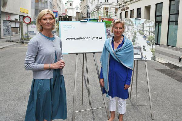 U-Bahn-Bau: ÖVP präsentiert neue Ideen für die Kirchengasse